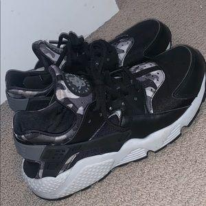 Camo Nike huarache